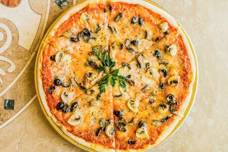 Пицца Грибной Бум