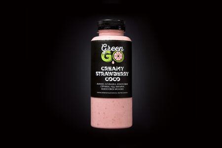 Смузи Creamy Strawberry Coco