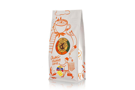 Кофе Колумбия де каф