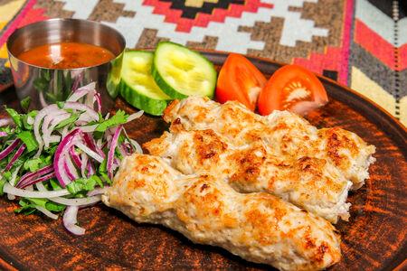 Люля кебаб из цыпленка
