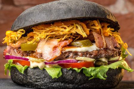 Бургер Тасманский дьявол