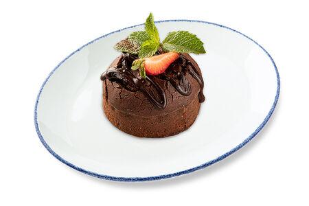 Домашний шоколадный бисквит