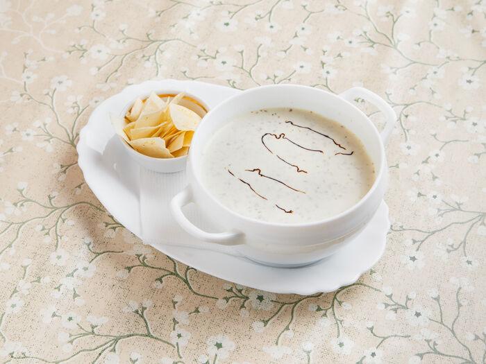 Суп Сливочно-грибной