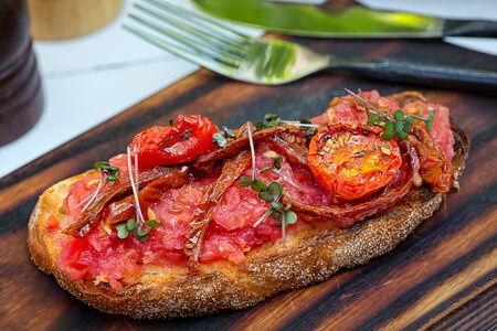 СП Брускетта с томатами