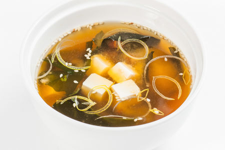 Суп мисо с тофу