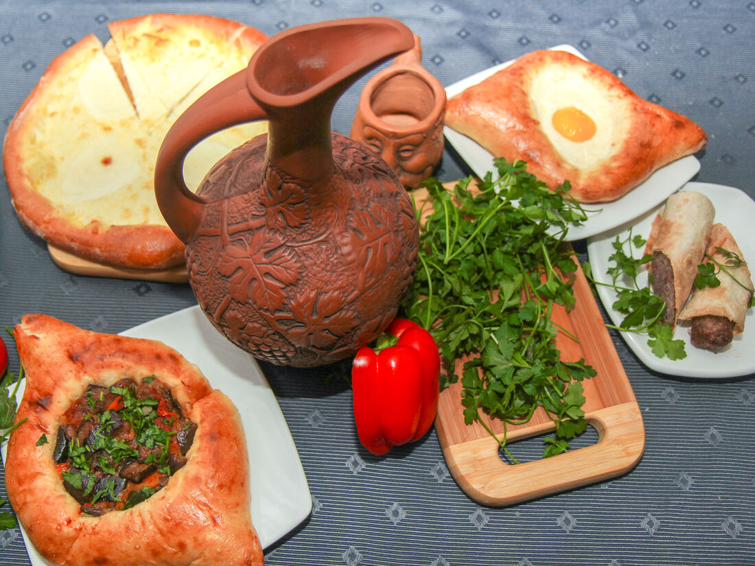 Сапуре – Грузинская Кухня