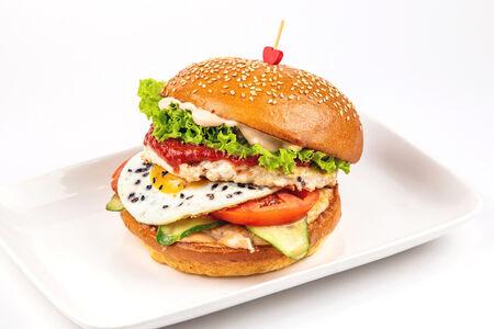 Бургер Супер Аджо