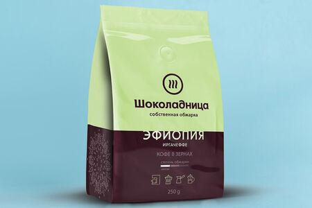 Кофе Эфиопия Иргачеффе