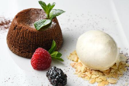 Десерт Фонданте