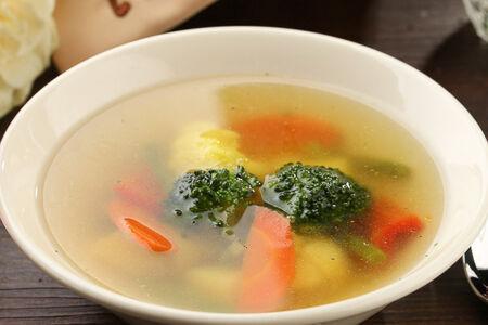 Суп Шурпа шесть овощей