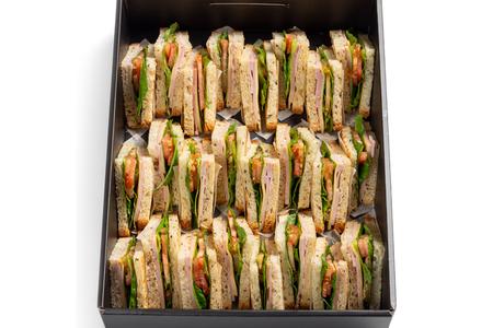 Мини-сандвичи Классические Сет 24 шт