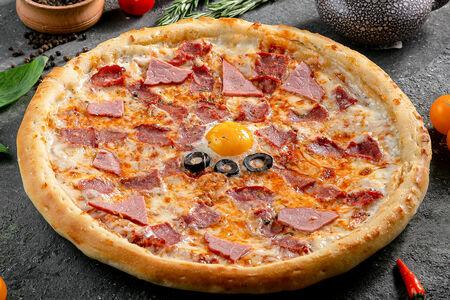 Пицца Карбанара