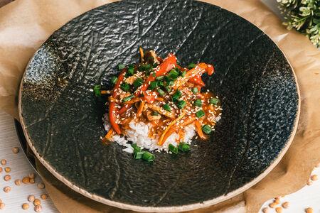 Тепан Рис с кальмарами