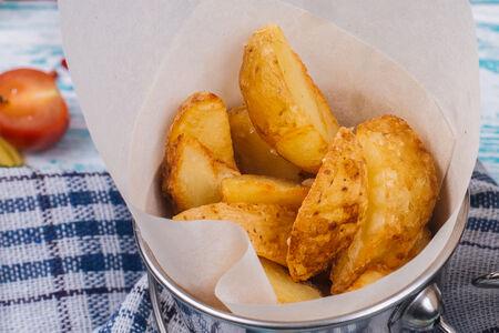 Картофельные дольки фри