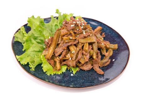 Салат из бамбука