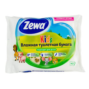 Zewa Kids влажная