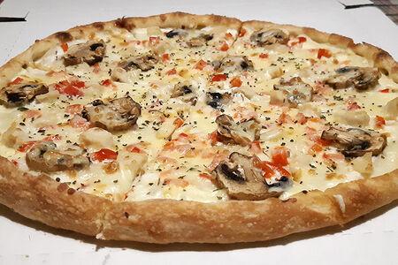Пицца Фрикасе