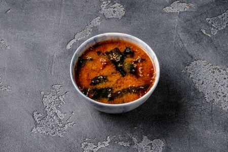 Мисо суп с грибами Муэр