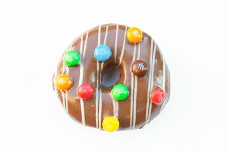 Пончик Молочный шоколад