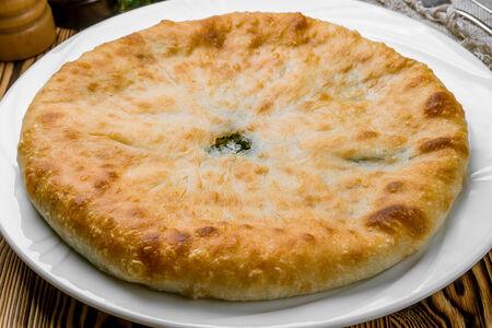 Осетинский пирог Кабускаджын