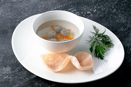 Суп Фрикаделька