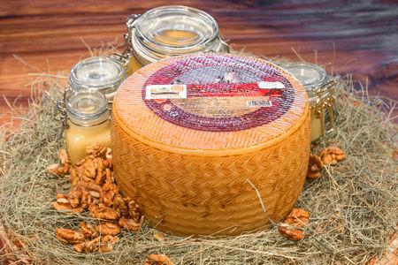 Сыр Манчего Курадо Грасо