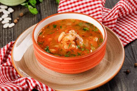 Суп Пасуль