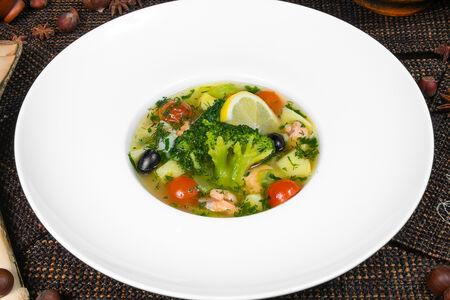 Рыбацкий суп