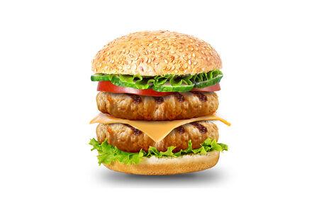 Чизбургер Чикен Двойной
