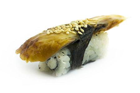 Суши нигири Сливочный угорь