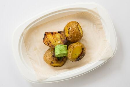 Картофель гриль