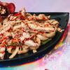 Фото к позиции меню Вок Лапша пшеничная с курицей