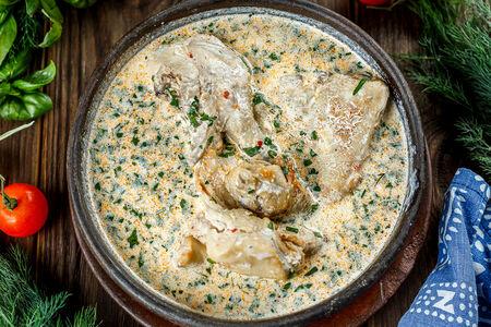 Цыпленок по-шкмерульски
