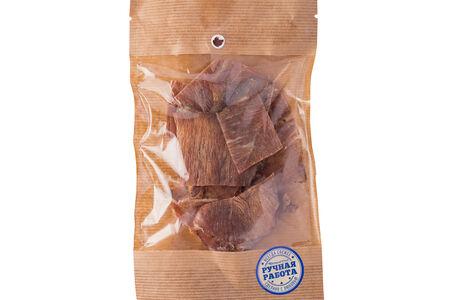 Чипсы из свинины сырокопченые
