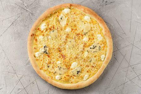 Пицца Четыре сыра 28 см