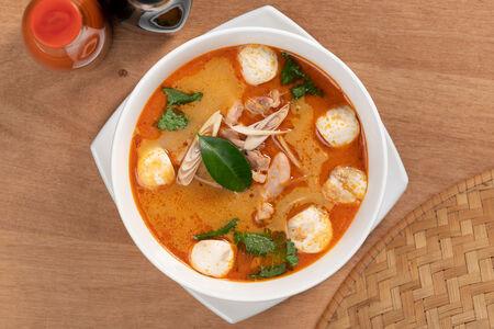 Суп Том Ям Гай