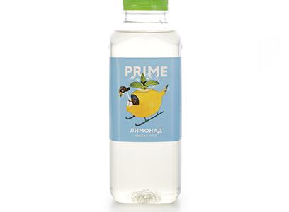 Лимонад Прайм мятный