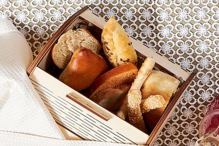 Ароматное хлебное ассорти