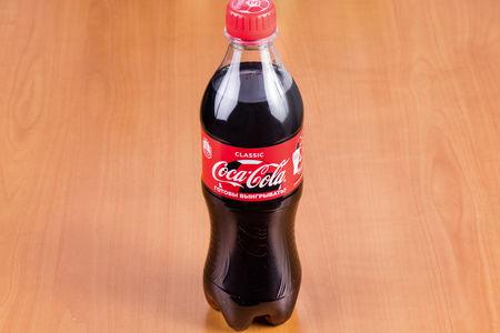 Coca-Cola в бутылке