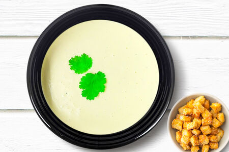 Суп Три сыра