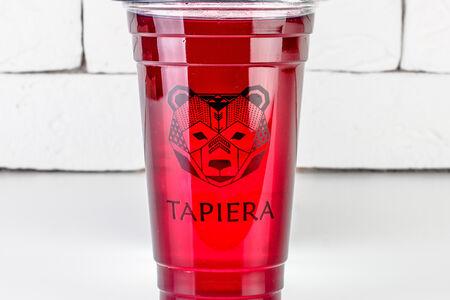 Фруктовый чай Клубнично-розовый