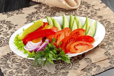 Ассорти овощной букет