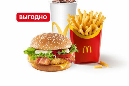Чикен Премьер МакКомбо Большой