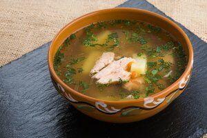 Уха не суп, а средство наслаждения