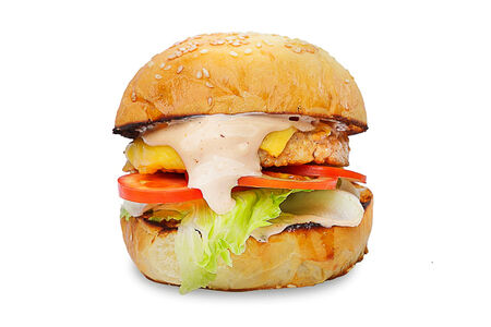 Чизбургер Гуру чиз
