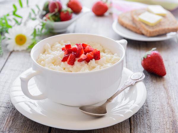 Завтраки и еда