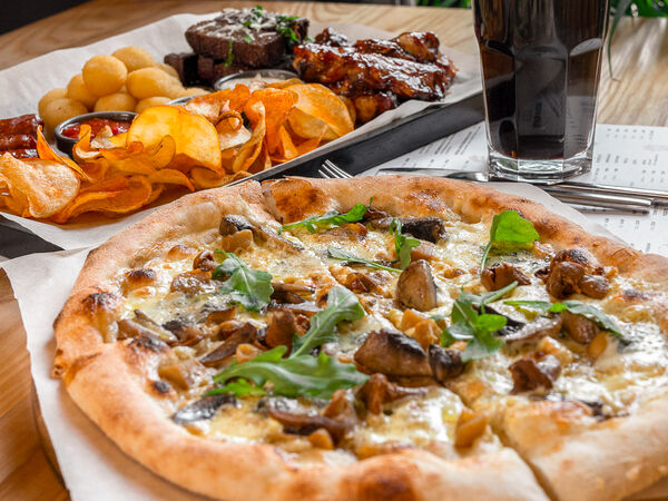 Дружба пицца-бар & гриль