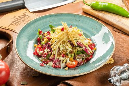 Салат с сыром Тулун