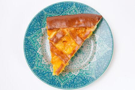 Пирог цитрусовый