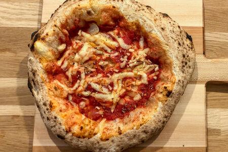 Пицца Россо Маринара